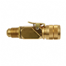 Imperial 16-C 1/4 Straight Kwik-Coupler
